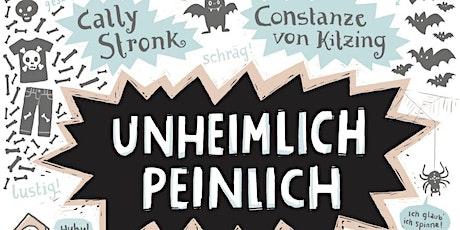 """Buchpremiere + Eltern-Seminar """"Unheimlich peinlich"""" Tickets"""