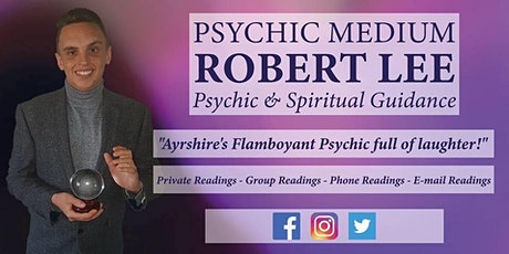 Psychic Night with Robert Lee tickets