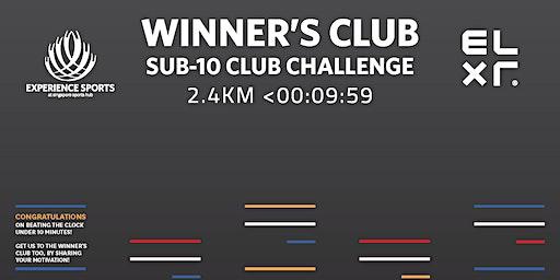 Sub-10 Challenge - 2020 (22/02)