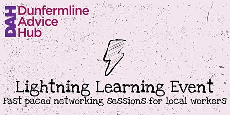 Lightning Learning Event tickets
