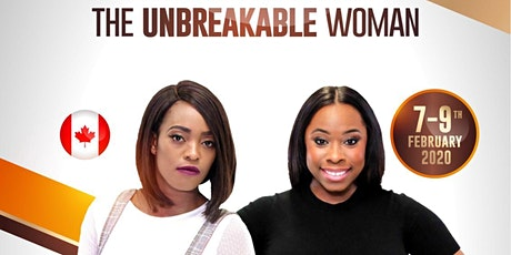 THE UNBREAKABLE WOMAN #DECENT BUT DANGEROUS tickets