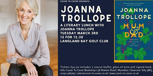 Joanna Trollope: A Literary Lunch
