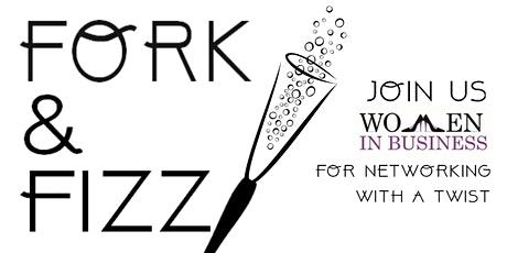 Fork & Fizz Networking Event tickets