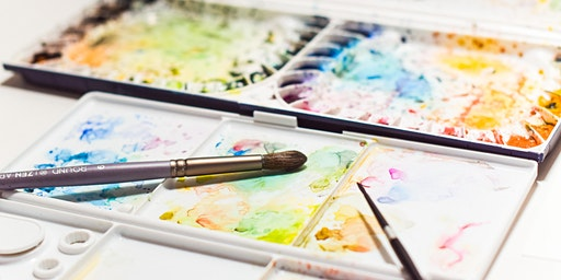 2 day Beginners Watercolour Course