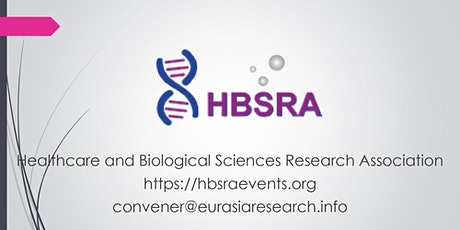 20th International Conference on Research in Life-Sciences & Healthcare tickets