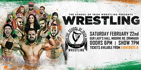 "The SOIW Presents ""Live Pro Wrestling"" tickets"