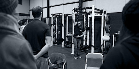 CrossFit Shoulder Flexibility tickets