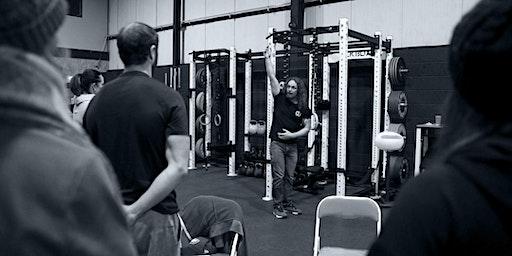 CrossFit Shoulder Flexibility
