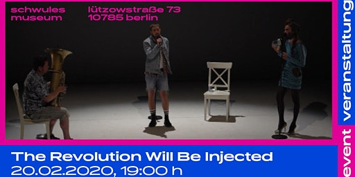 The Revolution Will Be Injected