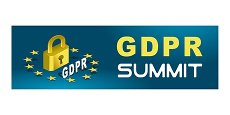 GDPR Summit 2020 tickets