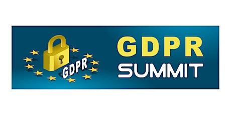 GDPR Summit tickets