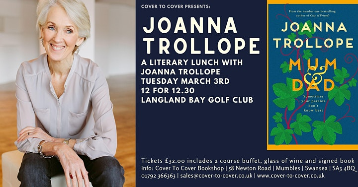 Joanna Trollope: A Literary Lunch image