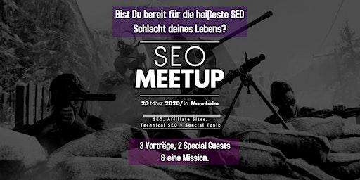 Mannheim SEO Meetup 2020 - für einen guten Zweck (heißbegehrte Insights)