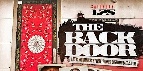 The Back Door - Artist Showcase tickets