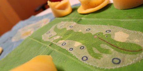 Selbermachen - Wachstücher Bügeln! tickets