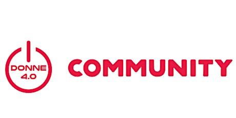 Community Donne 4.0 per Milano - Tecnologia ed Empowerment femminile biglietti