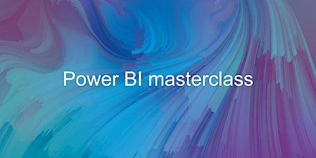 Glasgow Power BI masterclass - 2 day training workshop tickets