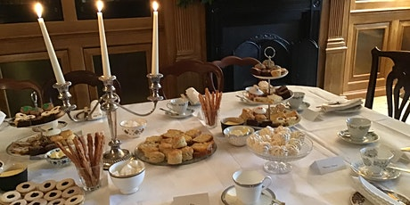 Mother's Day Afternoon Tea at 16 New Street tickets