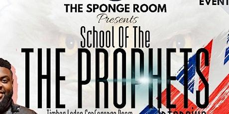 THE SPONGE ROOM tickets