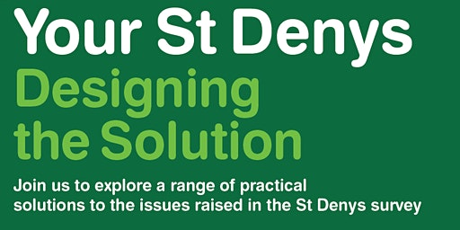 Designing the Solution with the St Denys Community