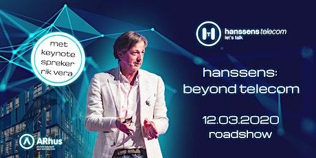 hanssens: beyond telecom tickets