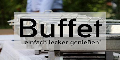 Pfingsbuffet - ...einfach lecker am Buffet essen!