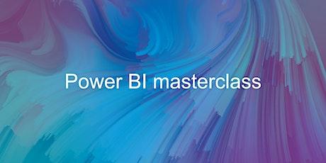 Manchester Power BI masterclass - 1 day training workshop tickets