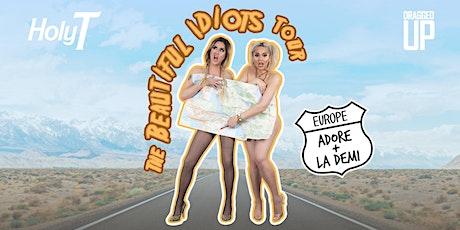 Adore Delano & La Demi - Manchester - 14+ (Unreserved Seating) tickets