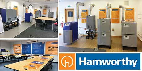 Upton Floor Standing Boiler Product Training - 17th June 2020, Reading tickets
