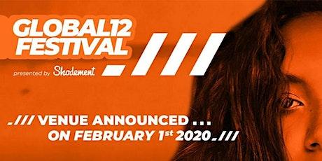 Global 12 Festival Summer 2020  tickets