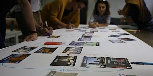 Atelier La Fresque du Climat à Brest avec Hakara Tea