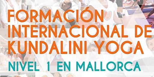 Formación de Profesores de N1 Kundalini Yoga en Mallorca - Inicio en Marzo