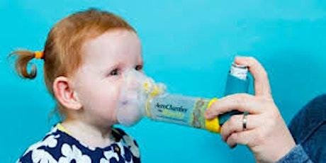 Pan-London asthma nurse networking event tickets