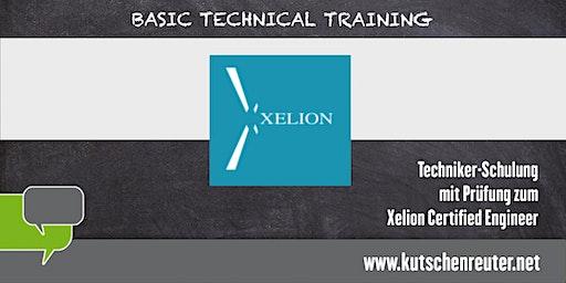 Xelion, Zertifizierung IP-Telefonsystem (Grundlagen) - Essen