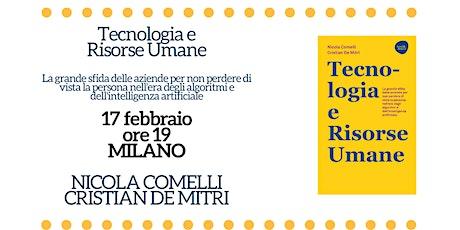 Incontro su Tecnologia e Risorse umane a Milano biglietti