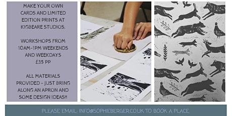 Woodblock Printing Workshop tickets