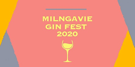 Milngavie Gin Festival 2020 tickets