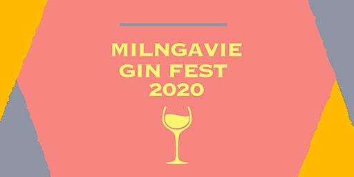 Milngavie Gin Festival 2020