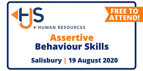 "FREE HR Seminar ""Assertive Behaviour Skills"" from HJS Human Resources in Salisbury tickets"