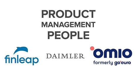 Product Management Fintech with Finleap, Omio & Daimler Mobility tickets