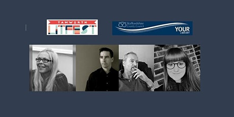 Author Crime Panel: Tamworth LitFest 2020 event tickets