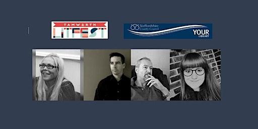 Author Crime Panel: Tamworth LitFest 2020 event