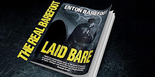 Enton Barefoot - author reading
