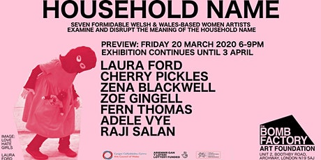 Household Name Opening Party tickets