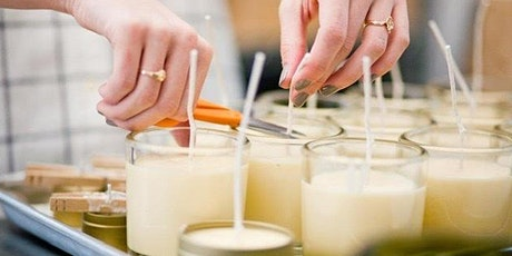 Candle Making with Afternoon Tea in East Yorkshire tickets