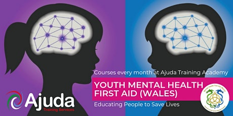 Youth Mental Health (Wales) Training Course - April tickets