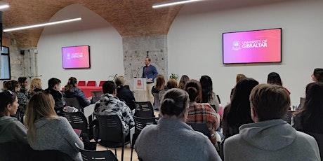 University of Gibraltar Open Day | Academic Programmes entradas