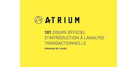 """Atelier """"101"""" billets"""