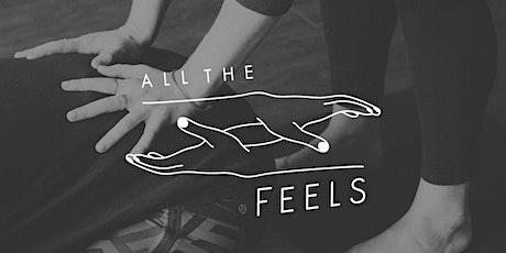 Feelosophy yoga & massage workshop tickets