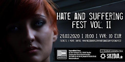 Hate And Suffering Fest Vol. II